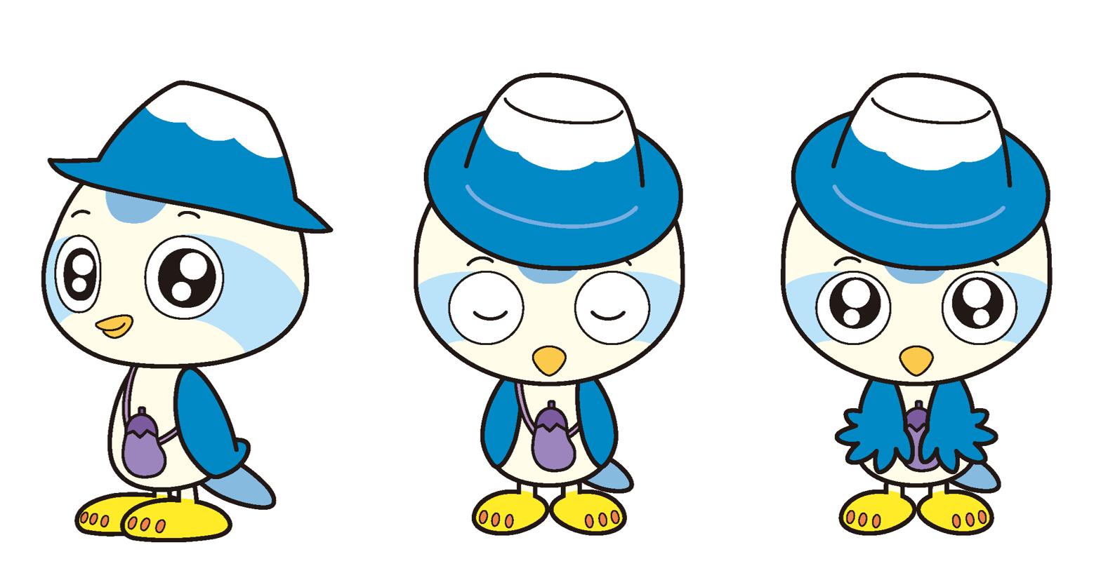 マスコットキャラクター「ふじ丸くん」を紹介します!