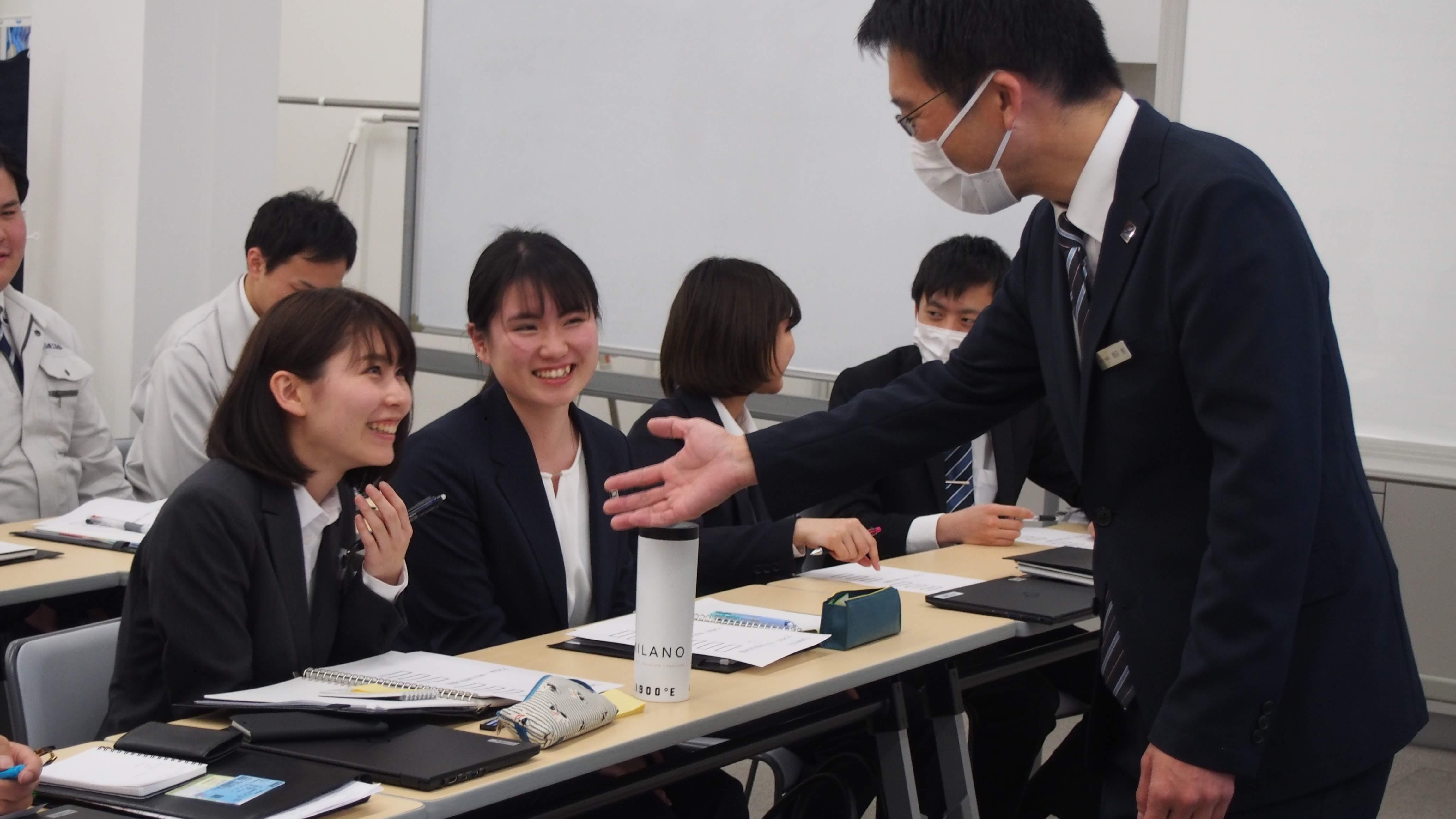 山田工務店の研修〜はっぴいスクール〜
