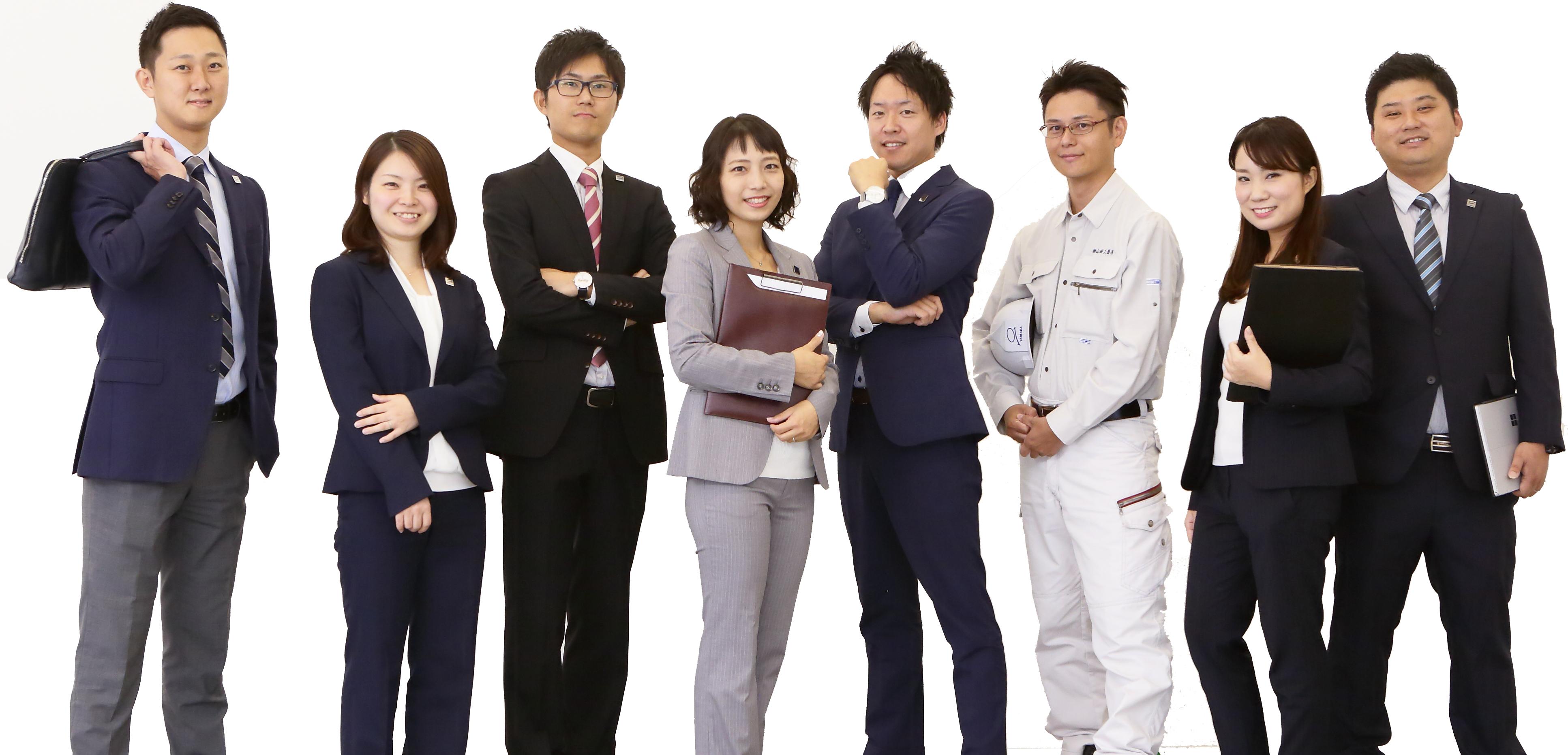 山田工務店の営業職って?